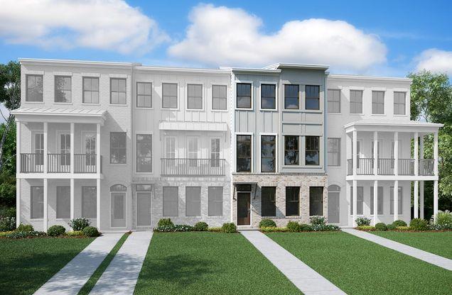 Exterior:Urban Lifestyle C Elevation
