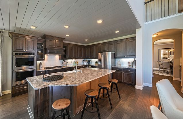 Wildwood Estates In Prosper Tx New Homes Floor Plans By Beazer Homes