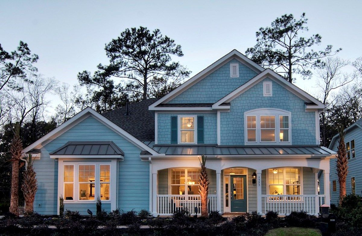 Balmoral At Market Common District in Myrtle Beach, SC, New Homes ...