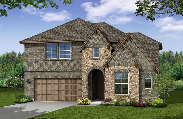 Exterior:Traditional M Elevation