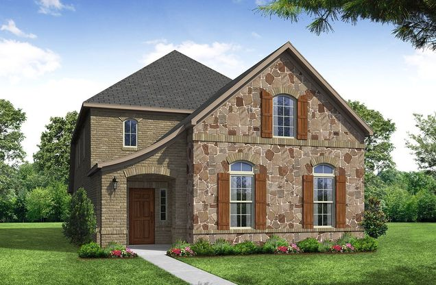 Exterior:French Country L Elevation