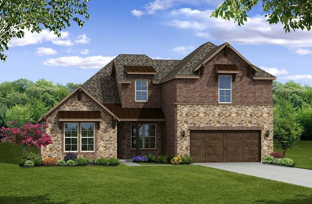 Exterior:Hill Country M Elevation