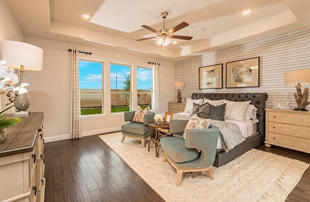 Blackburn Master Bedroom