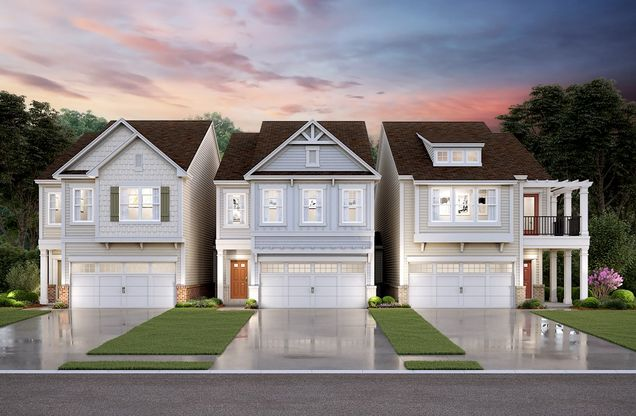 New Townhomes Coming Winter 2019