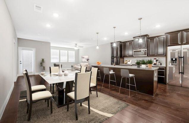 Interior:Sherwood Kitchen