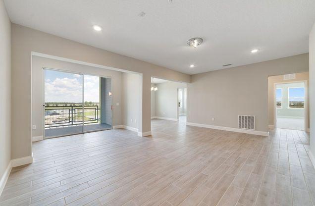 Interior:Dogwood Living Room