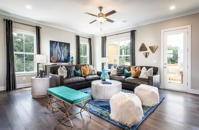 Sumter II Living Room