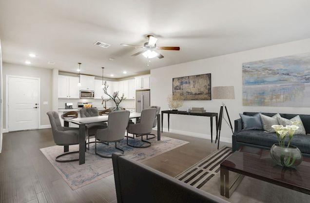 Interior:Clifton Living Area