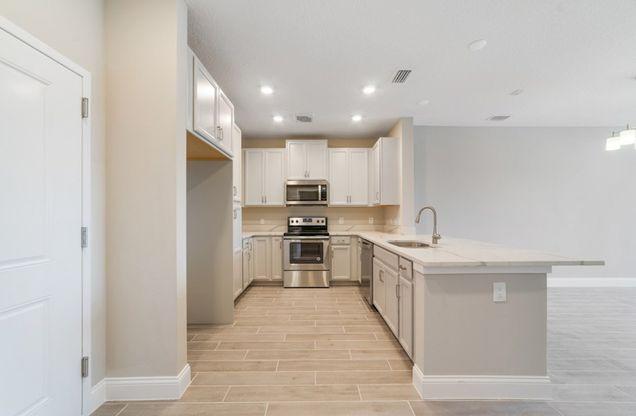 Interior:Aspen with Study Kitchen