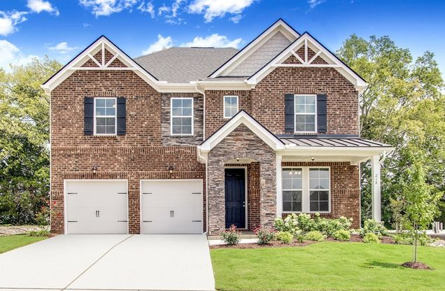 New Single-Family Homes in the Brentwood Area