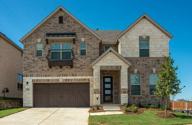 Exterior:French Country P Elevation
