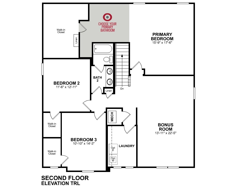 Ashford Plan At Herrington In Mount Juliet Tn By Beazer Homes