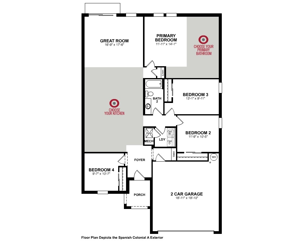 Explorer Plan At The Reserve At Pradera In Riverview Fl By Beazer Homes