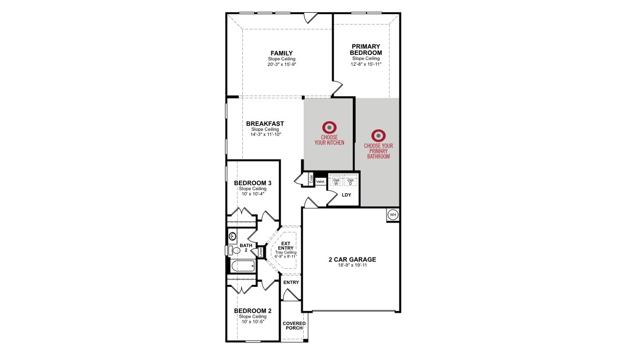 Maxwell Plan At Amira Premier Collection In Tomball Tx By Beazer Homes