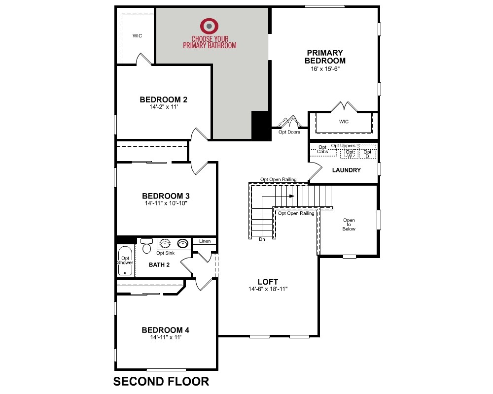 Somerset Plan At Acacia Ranch In North Las Vegas Nv By Beazer Homes
