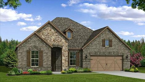 miramonte in frisco tx new homes floor plans by beazer homes. Black Bedroom Furniture Sets. Home Design Ideas