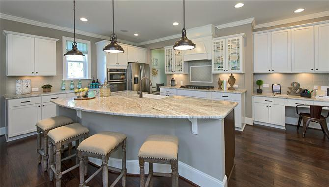 Beazer Homes Design Center In Raleigh Nc
