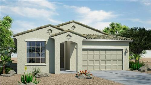 Beazer Homes For Sale In Goodyear Az