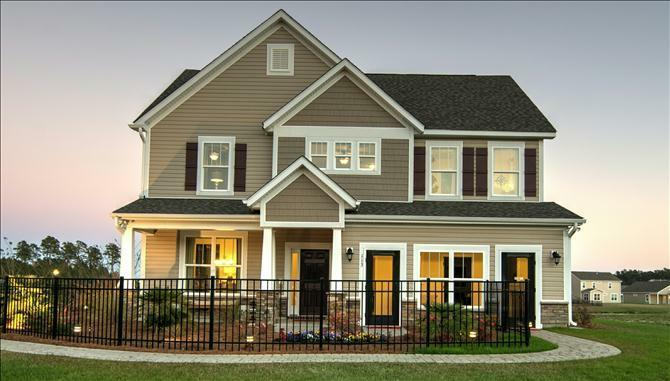 Search conway new homes find new construction in conway for Find a home builder