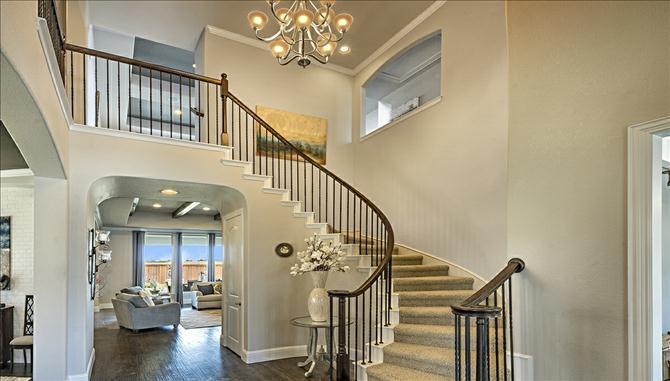 Miramonte In Frisco Tx New Homes Amp Floor Plans By Beazer