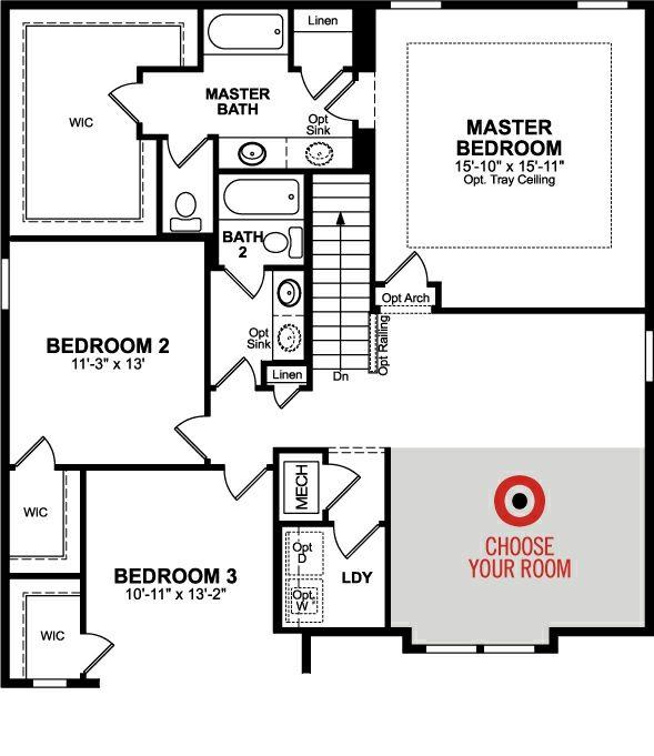 23026597-180107 Beazer Homes Floor Plans Arizona on