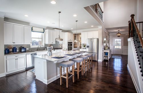 Kitchen-in-Dogwood II-at-Summit at Towne Lake-in-Woodstock