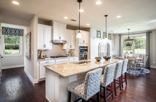 Kitchen-in-Springdale II-at-Bethesda Heights-in-Lawrenceville
