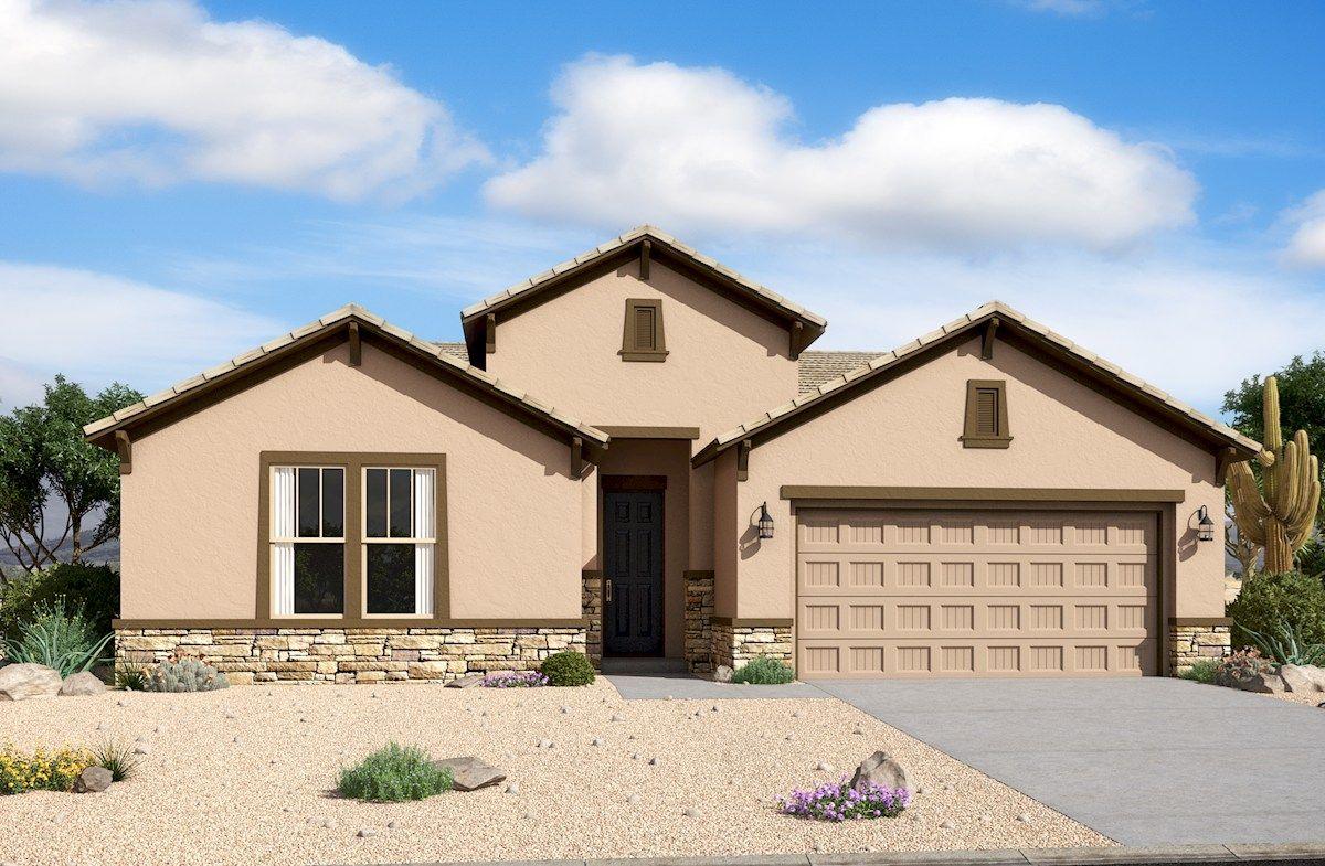 26189662-180304 Beazer Homes Floor Plans Arizona on