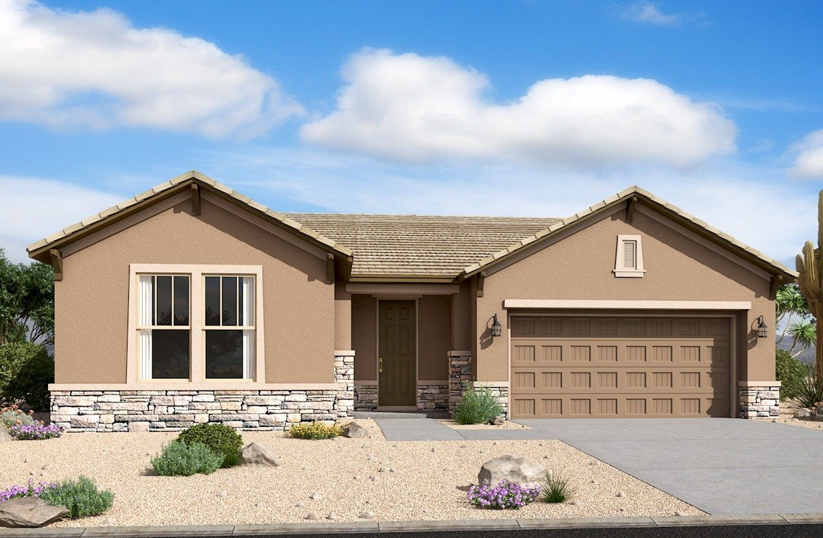 Copley   June Skies: Laveen, Arizona   Beazer Homes