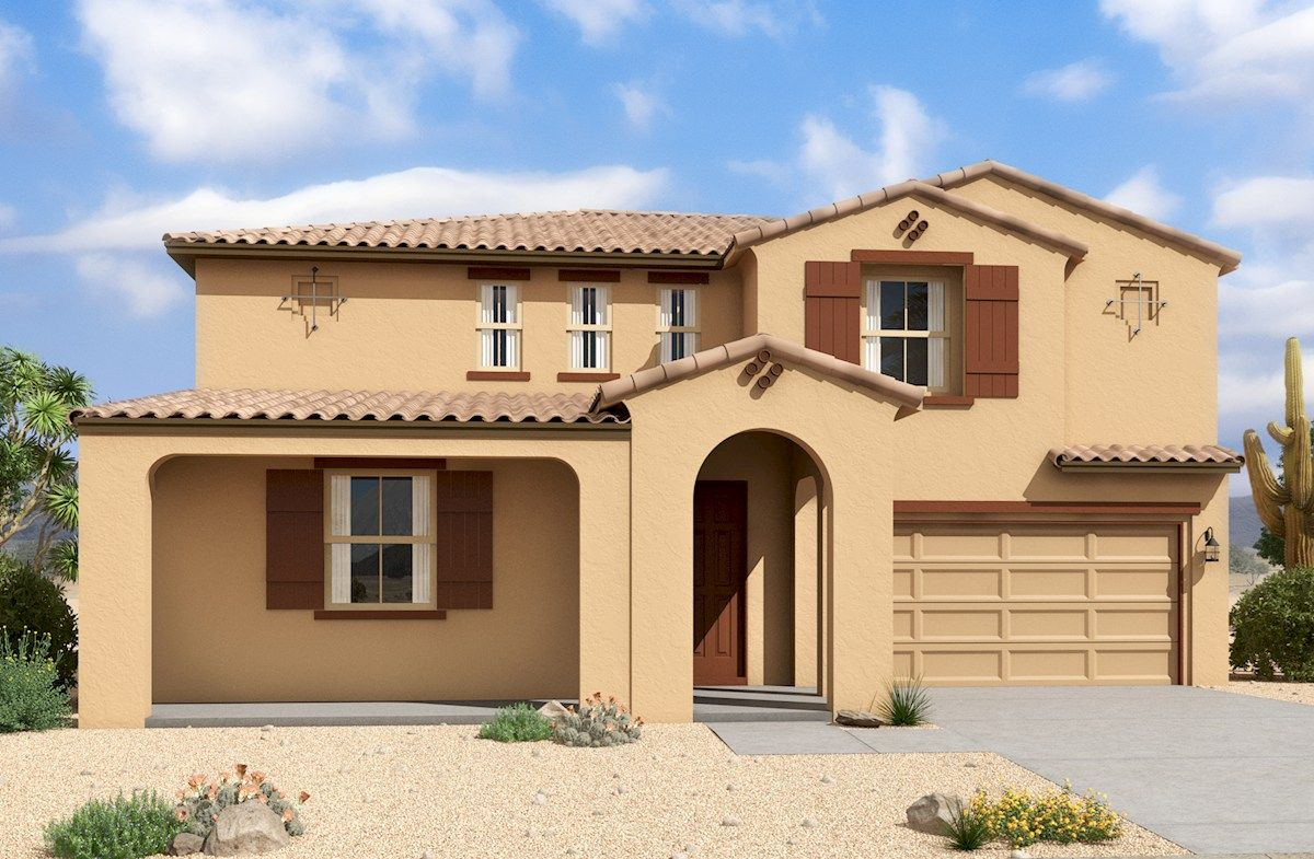 June Skies By Beazer Homes In Phoenix Mesa ARIZONA