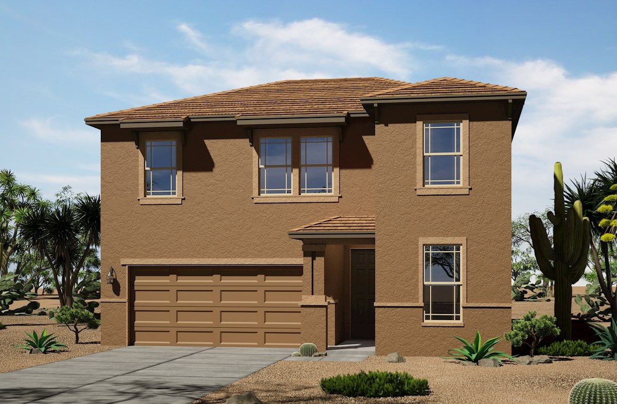 Prescott Plan, San Tan Valley, Arizona 85142 - Prescott Plan at ...