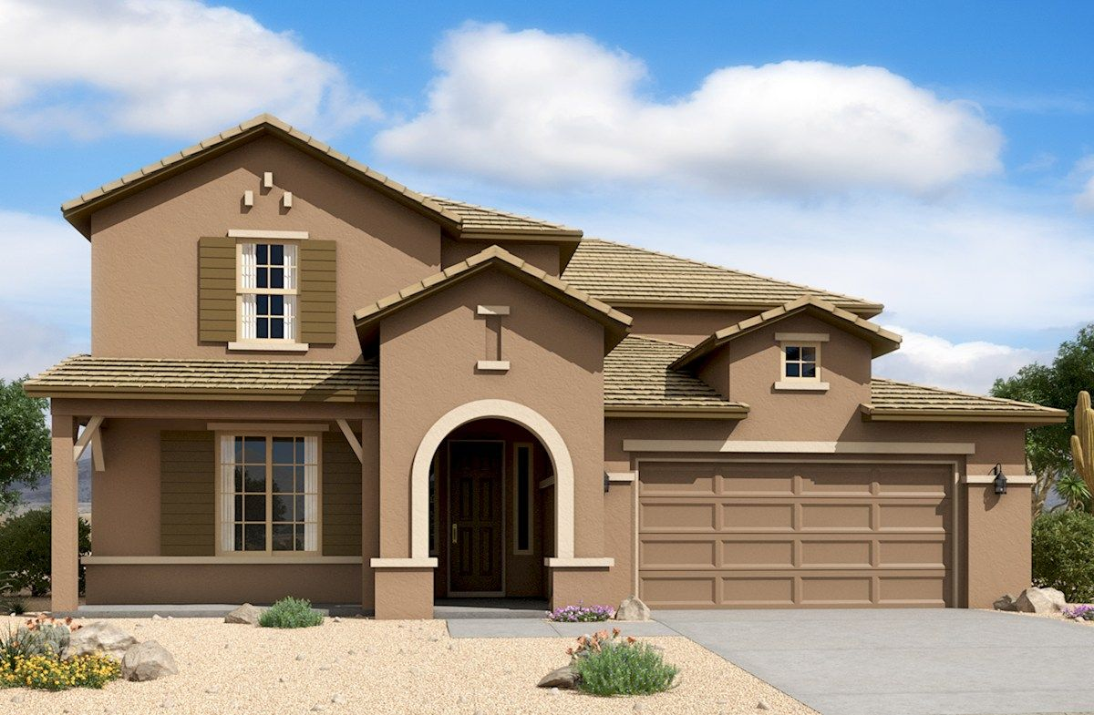 Morning Sun Farms in San Tan Valley, AZ, New Homes & Floor Plans by ...
