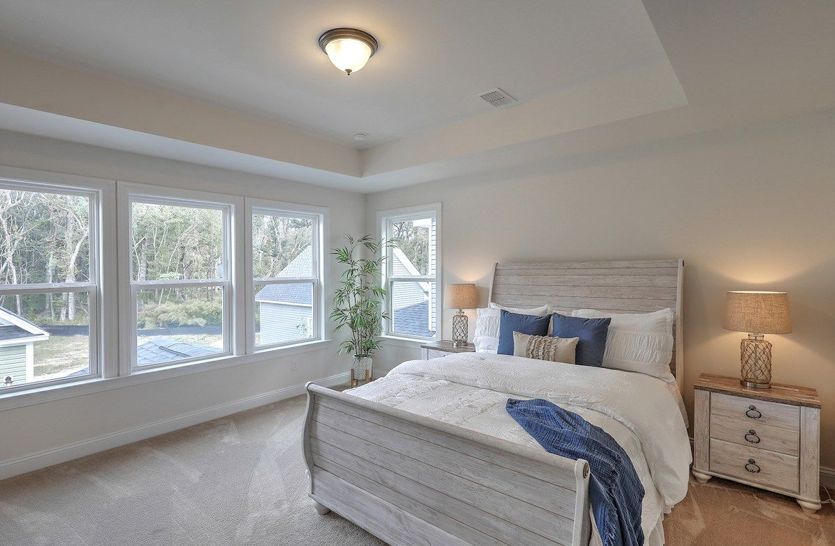 Bedroom featured in the Middleton By Beazer Homes in Charleston, SC