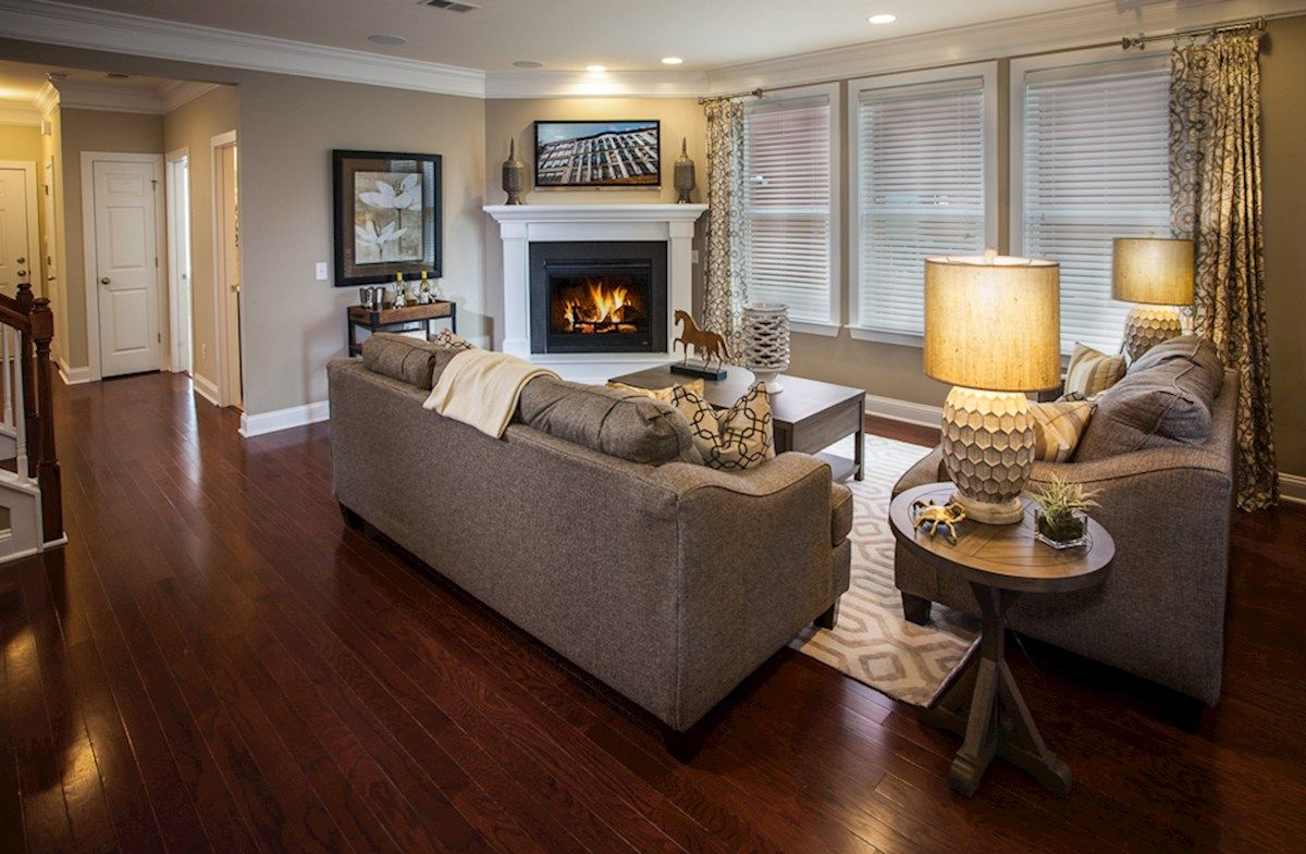 Living Area featured in the Franklin By Beazer Homes in Savannah, GA