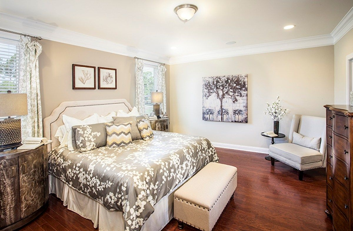 Bedroom featured in the Franklin By Beazer Homes in Savannah, GA