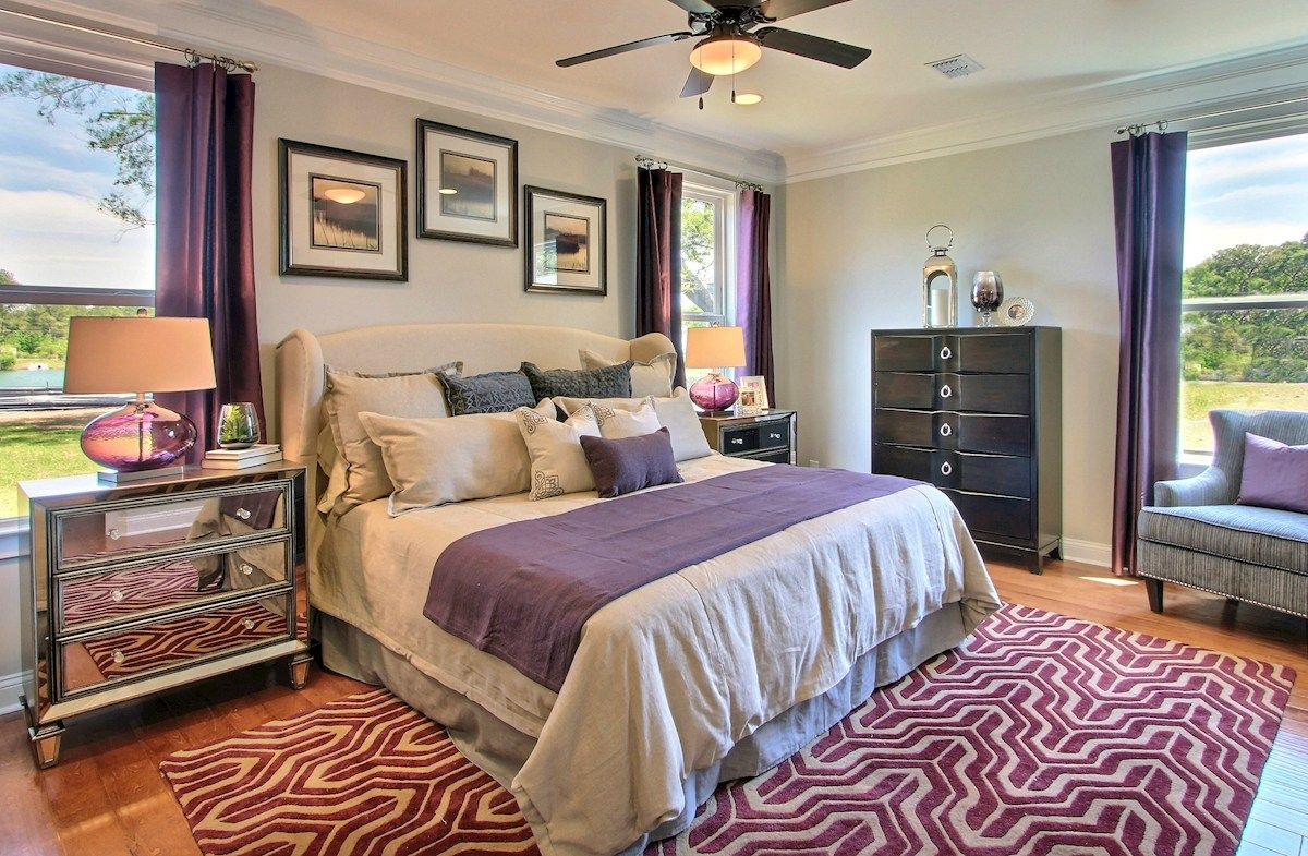 Bedroom featured in the McKinley By Beazer Homes in Savannah, GA