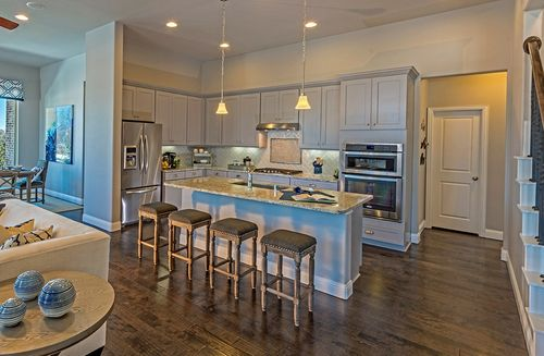 Kitchen-in-Galveston-at-University Place-in-Dallas
