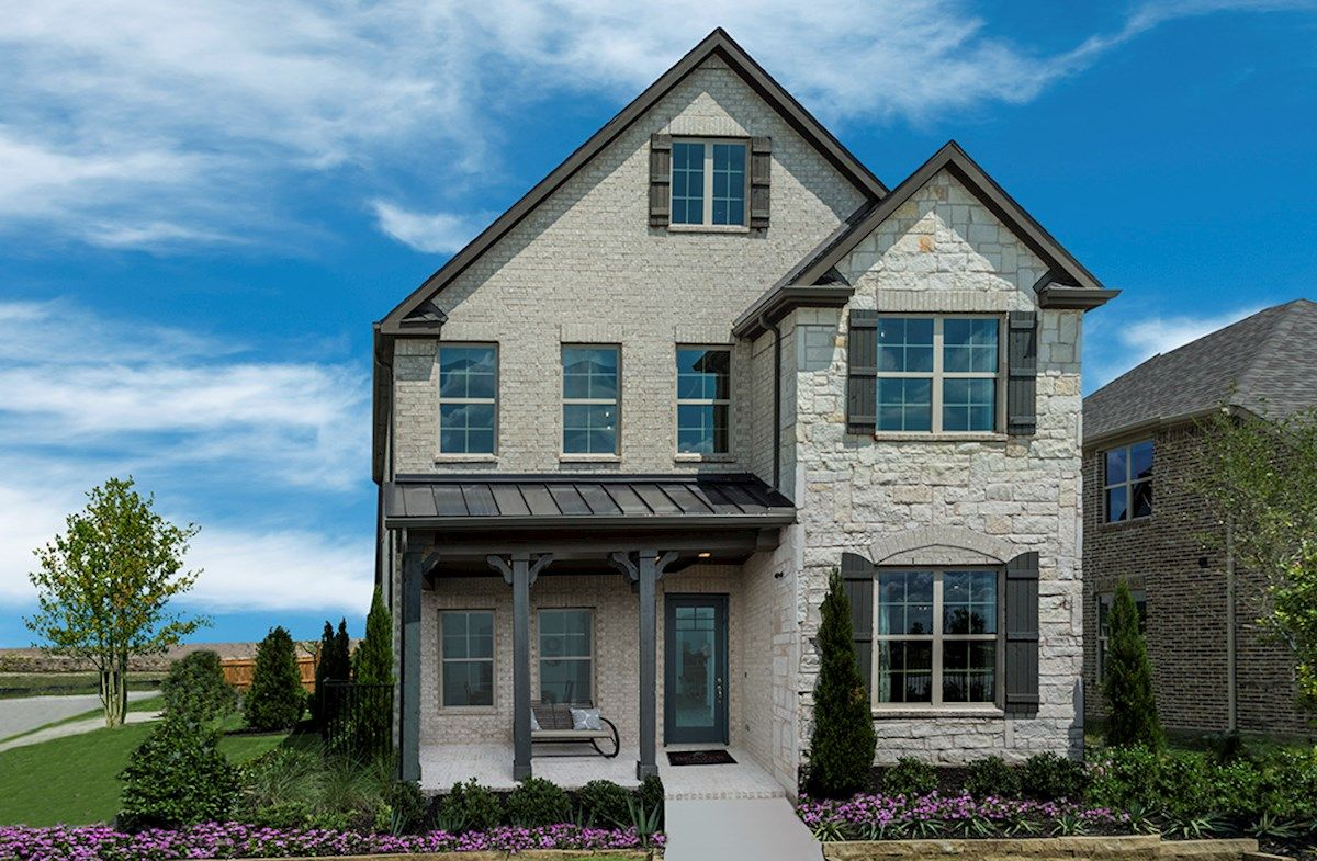 Homes In Founders Parc By Beazer Homes
