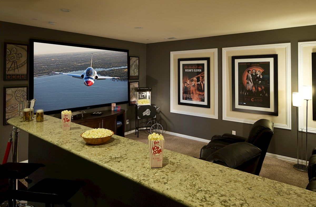 Living Area featured in the Westfield By Beazer Homes in Dallas, TX