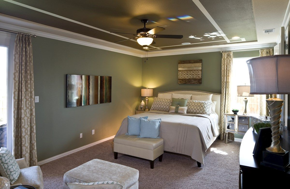 Bedroom featured in the Westfield By Beazer Homes in Dallas, TX