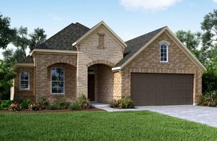 Anderson - Bluewater Lakes - Heritage Collection: Manvel, Texas - Beazer Homes
