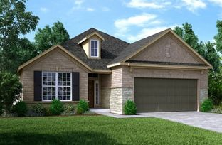 Cameron - Bluewater Lakes - Heritage Collection: Manvel, Texas - Beazer Homes
