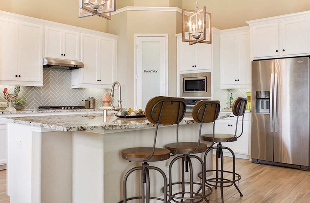 Kitchen-in-Bandera-at-Bluewater Lakes-in-Manvel