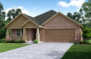 Madison - Ashbel Cove at Baytown Crossings - Heritage Collection: Baytown, Texas - Beazer Homes