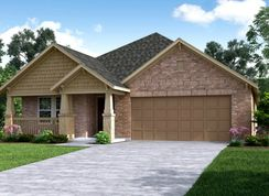 Madison - Bridgeland: Parkland Village: Cypress, Texas - Beazer Homes