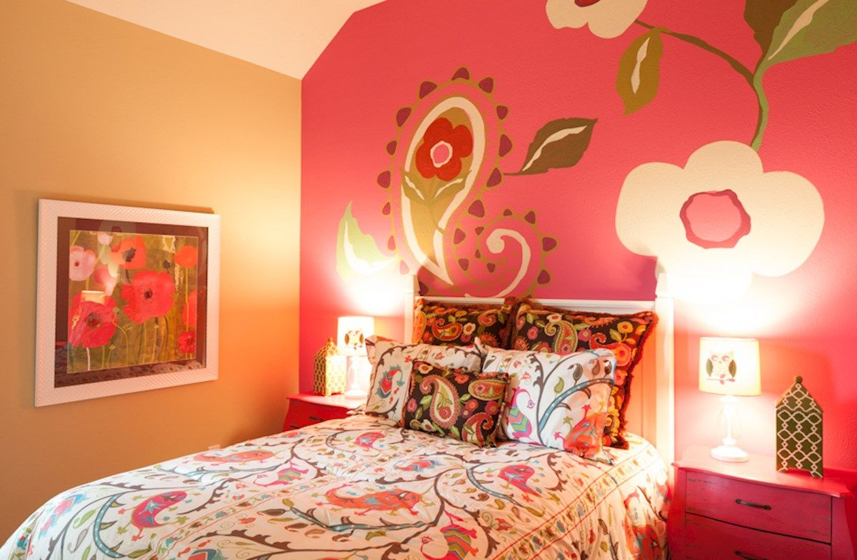 Bedroom-in-Quintera-at-Villages at Harmony-in-Spring