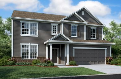 Beazer Homes New Home Plans In Indianapolis In Newhomesource