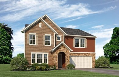 beazer homes new home plans in fishers in newhomesource