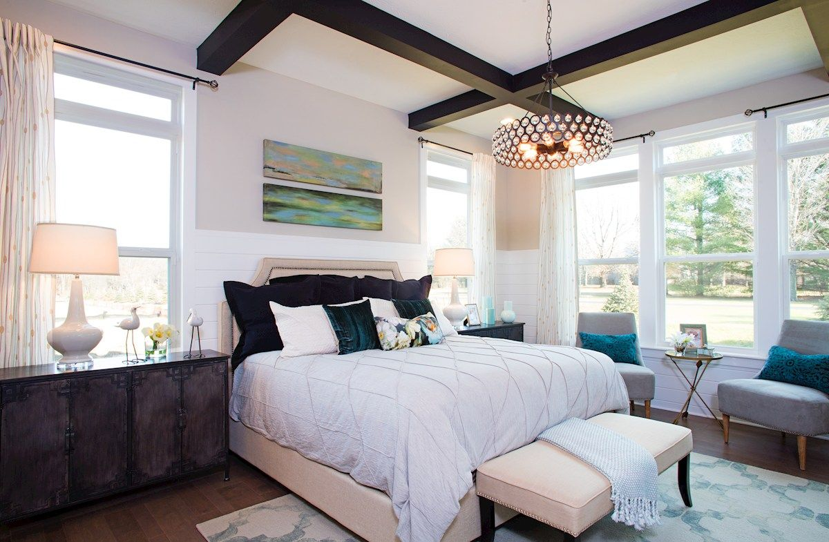 Bedroom featured in the Windsor By Beazer Homes in Indianapolis, IN