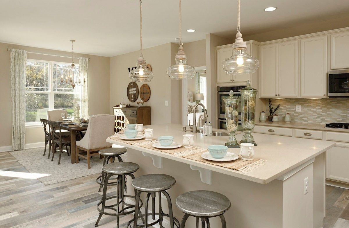 Kitchen-in-Dirickson-at-The Estuary-in-Frankford